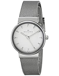 Skagen Women's SKW2195 Ancher Stainless Steel Silver Watch