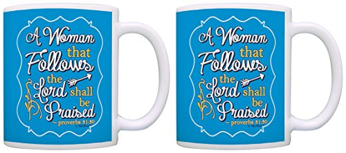 Christian Gifts Woman Follows Proverbs product image