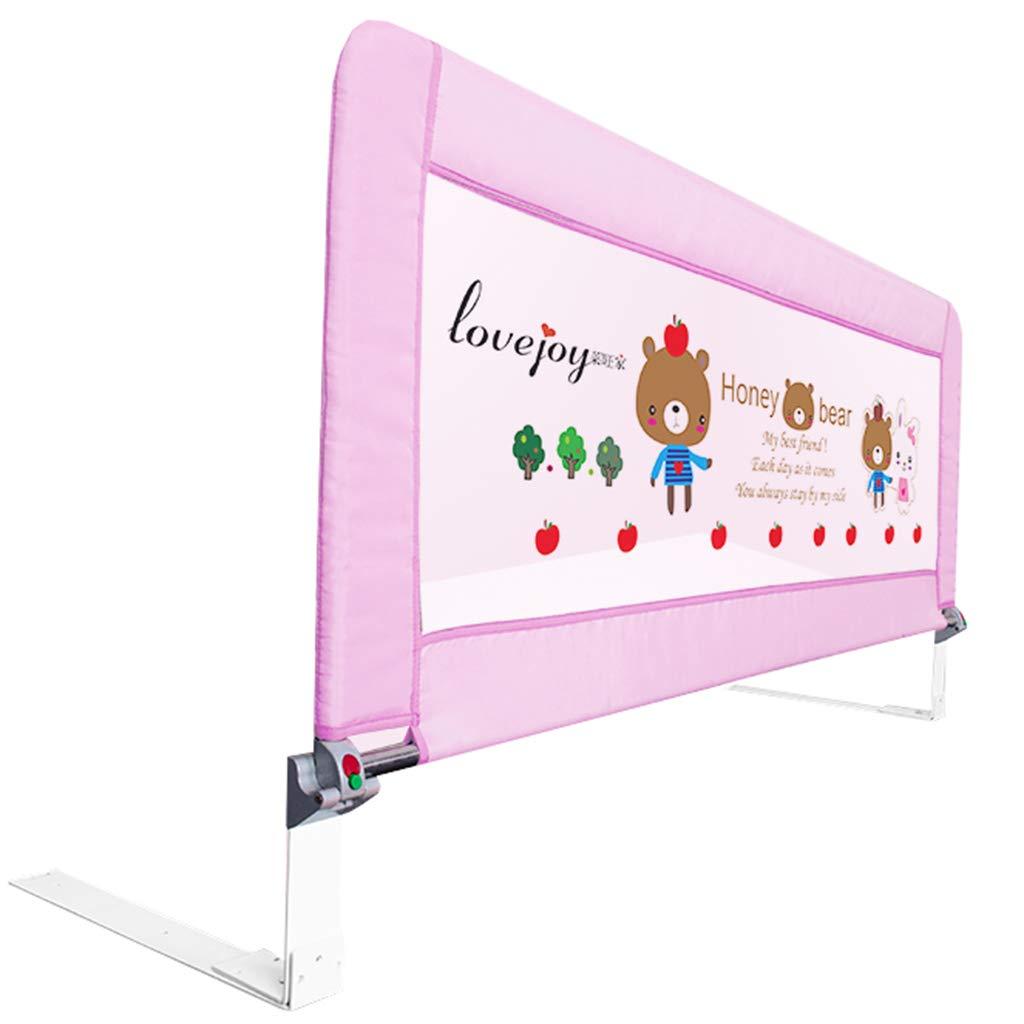 最新のデザイン ポータブルベッドガード 幼児のためのキングサイズベッドのための超長 B07JMN1NR5 110cm&長ベッドレール幼児の安全Bedrail (色 110cm) : Pink, サイズ さいず : Length 110cm) Length 110cm Pink B07JMN1NR5, 絆を深める応援団:e1aafe4b --- kilkennyhousehotel.ie