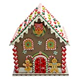 Hot Headz Wood Advent Calendar With Drawers Christmas Holiday Gingerbread House Reusable Daily Countdown