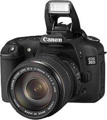 Canon EOS 30D - Cámara Réflex Digital 8.5 MP (Objetivo Canon EF-S ...