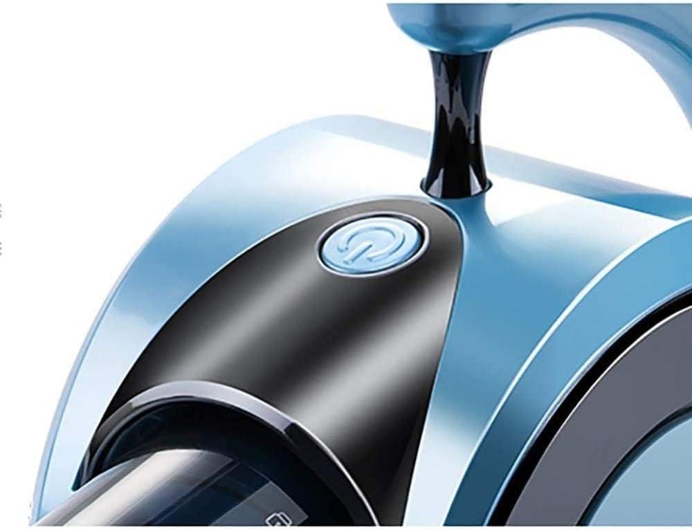 asdasd Aspirateur Anti-acariens Anti-acariens Hepa Filtration et Technologie Cyclone Aspiration puissante Muet 400W 0 7l-Blau (Couleur: Bleu)-Bleu Bleu
