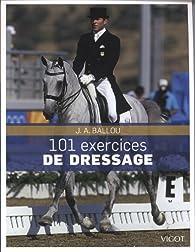 101 exercices de dressage par Jec Aristotle Ballou