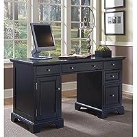 Home Styles Bedford Pedestal Computer Desk