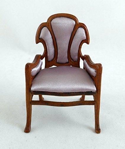 Melody Jane Dolls Houses House Finest Miniature Furniture Bespaq Guadie Art Noveau Ladies Chair