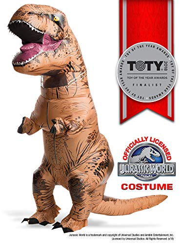 Rubie's Adult Jurassic World T-Rex Inflatable Costume for $<!--$48.83-->