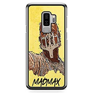 Loud Universe Madmax Max Artwork Samsung S9 Plus Cover with Transparent Edges