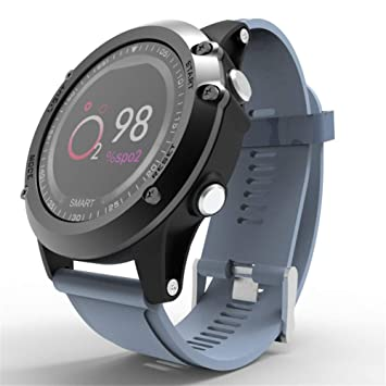FWRSR Reloj Deportivo para Hombre Reloj Smartwatch IP68 50m ...