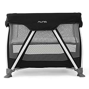 nuna sena mini playard night baby. Black Bedroom Furniture Sets. Home Design Ideas