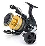 Shimano Socorro 6000 SW, heavy duty saltwater spinning fishing reel, SOC6000SW Review