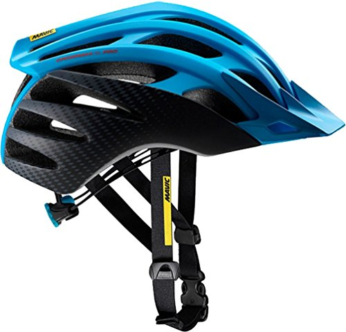 Mavic Crossmax SL Pro Cycling Helmet – Dresden Blue/Black Large For Sale
