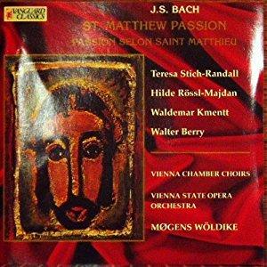 Bach;St.Matthew Passion