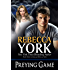 Preying Game (Decorah Security Series, Book #15): A Paranormal Romantic Suspense Novel