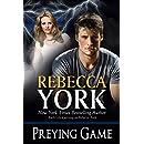 Preying Game (Decorah Security Series, Book #15): A Paranormal Romantic Suspense Novel