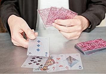 HI GG79 Kikkerland Playing Cards Kikkerland