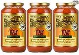 Little Italy Bronx Tomato Basil Sauce 24 oz (3 Pack)
