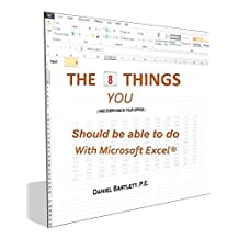 The 8 Things You (And Everyone in Your Office) Should Be Able to Do With Microsoft Excel®