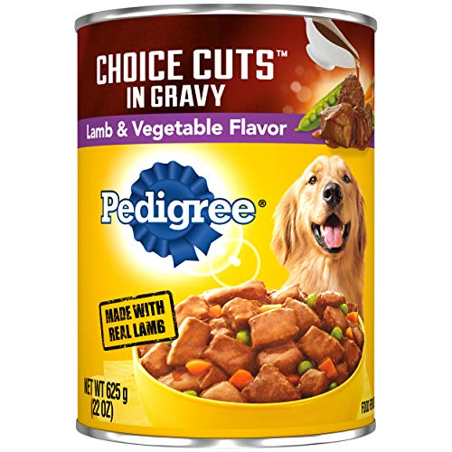 PEDIGREE-CHOICE-CUTS-IN-GRAVY-Adult-Canned-Wet-Dog-Food-132oz-22-oz-Cans