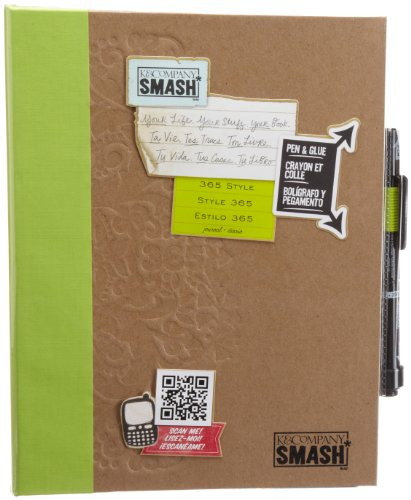 Price comparison product image K&Company Smash 365 Folio