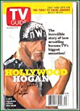 TV Guide December 5-11, 1998 (1 of 4 covers) (Hollywood Hogan: The Incredible Story of How Wrestling Became TV's Biggest Sensation; Portia de Rossi Says Hi as a Scene-Stealer on Ally McBeal; Sid and Marty Krofft, Fathers of the Pufnstuf Generation, Enjoy the Grooviest Revival Since Bell-Bottoms, Volume 46, No. 49, Issue #2384)