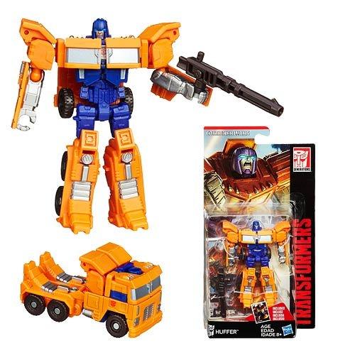 Transformers Generations Combiner Wars Legends Huffer