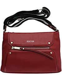 Mercer Mid Cross body Bag (CANAL RED)
