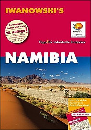Karte Namibia Download.Namibia Reiseführer Von Iwanowski Individualreiseführer Mit Extra