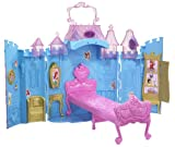 Disney Princess Sparkle Transforming Castle