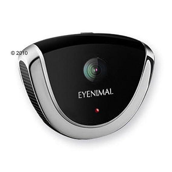 EYENIMAL Perro Gato Cuello Mascota Gadget de cámaras de vigilancia micrófono 4 GB Memoria Flash: Amazon.es: Productos para mascotas