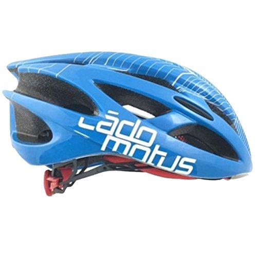 Cádomotus Delta Inline Speed Helmet - Cyan-Large (Delta Skate)