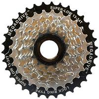 Sunrace 8-Speed Freewheel 13-34 door SunRace