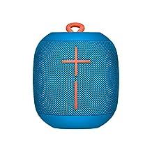 Ultimate Ears WONDERBOOM Super Portable Waterproof Bluetooth Speaker, Subzero Blue (984-000840)