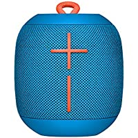 Ultimate Ears Wonderboom Super Portable Waterproof Bluetooth Speaker (Subzero Blue)