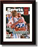 Framed Mike Dunleavy ''Oh So Sweet'' Sports Illustrated Autograph Replica Print - Duke Blue Devils