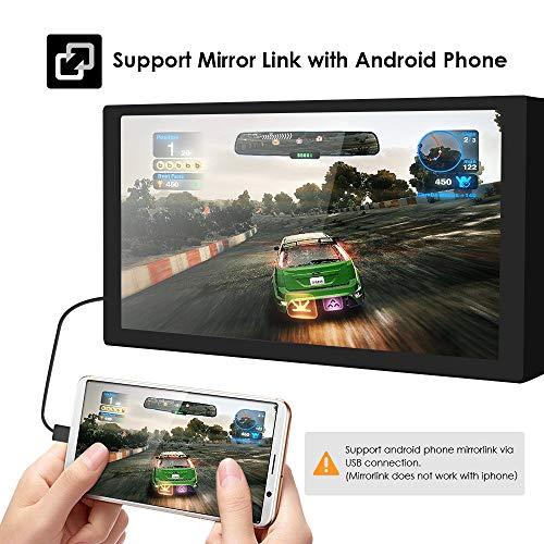 hizpo In Dash CAR DVD Player Double Din 8