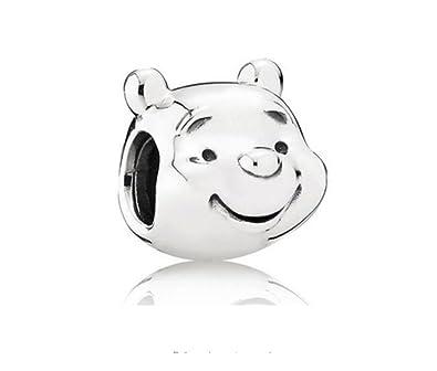 05ebe7d24 Image Unavailable. Image not available for. Color: Pandora 791566 Charm  Disney, Winnie the Pooh Portrait