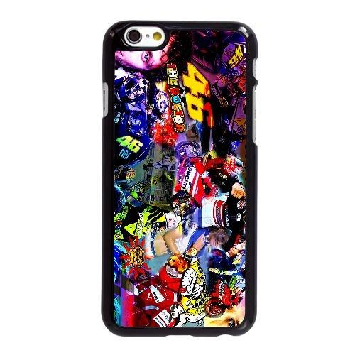 Valentino Rossi NM64MU8 coque iPhone 6 6S 4,7 pouces de mobile cas coque D2LR5Y7XX