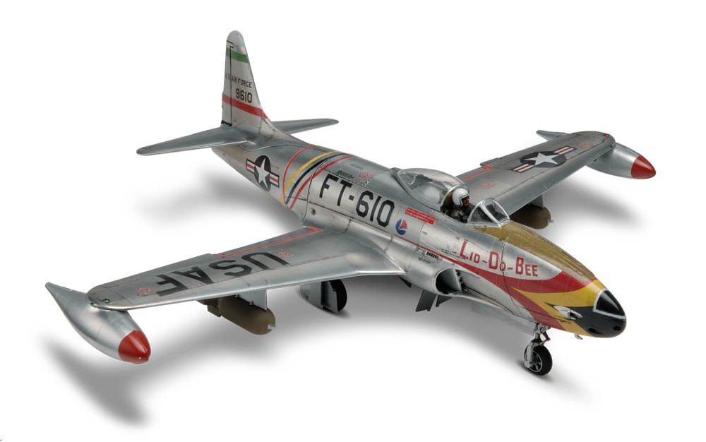 Revell F-80 Shooting Star 1/48 Scale Model Aircraft Kit