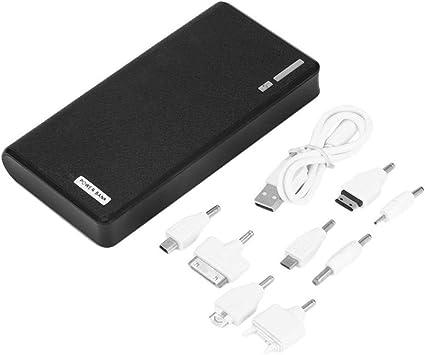ClookYeed 50000mAh Power Bank Externe Backup LED Dual USB