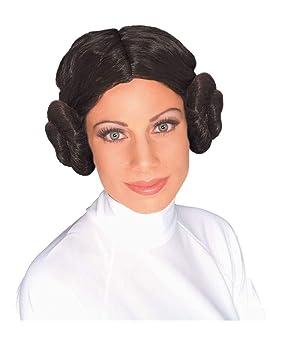 Princesa Leia peluca