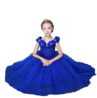 Cinderella Flower Girl Dress