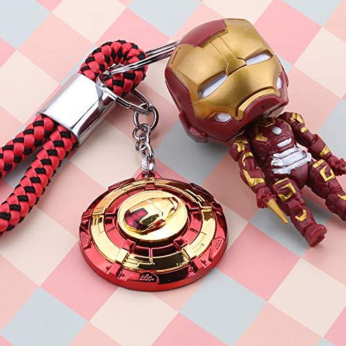 Jinlong Boutique Llavero de Spiderman Llavero Grande ...