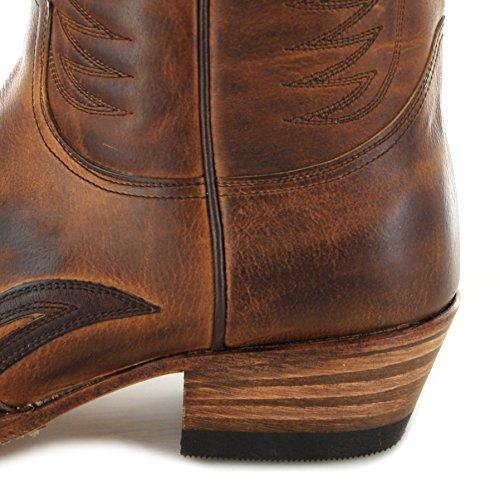 Sendra Støvler Støvler 12994 Brun Western Støvler Cowboy Støvler Teak SXSGkywyV