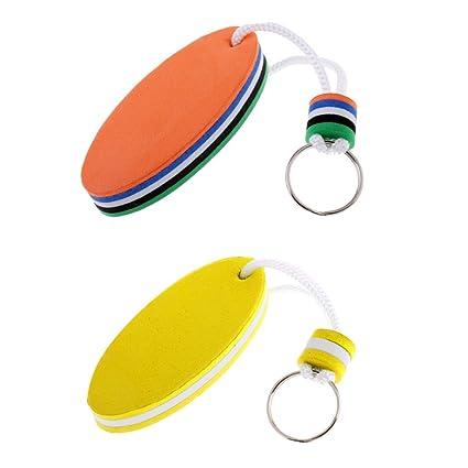 Schwimmende Schlüsselanhänger Keychain für Bootfahren Segeln