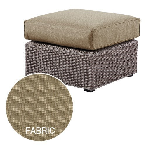 Emerald Home Furnishings Reims Sectional Ottoman Ottomans Patio And Furniture