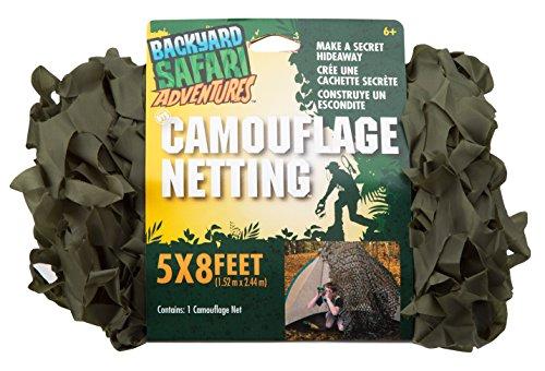 Backyard Safari Camouflage ()