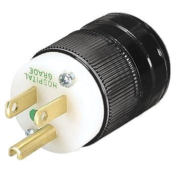 amazon com marinco power products 8215 15a 125v 2p 3w 5 15p rh amazon com
