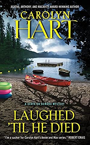 Laughed 'Til He Died (Death on Demand) (Carolyn Hart Death On Demand)