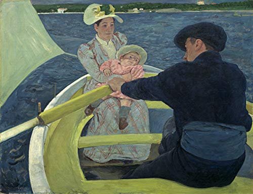 - Mary Cassatt The Boating Party National Gallery of Art 30