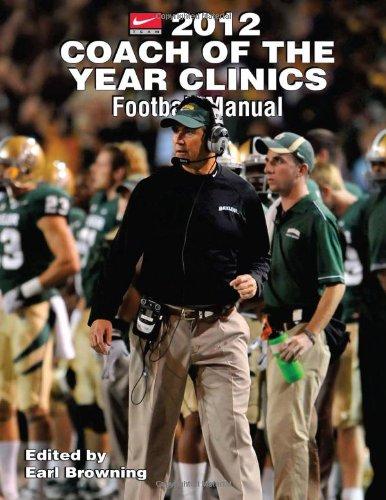 2012 Coach of the Year Clinics Football Manual